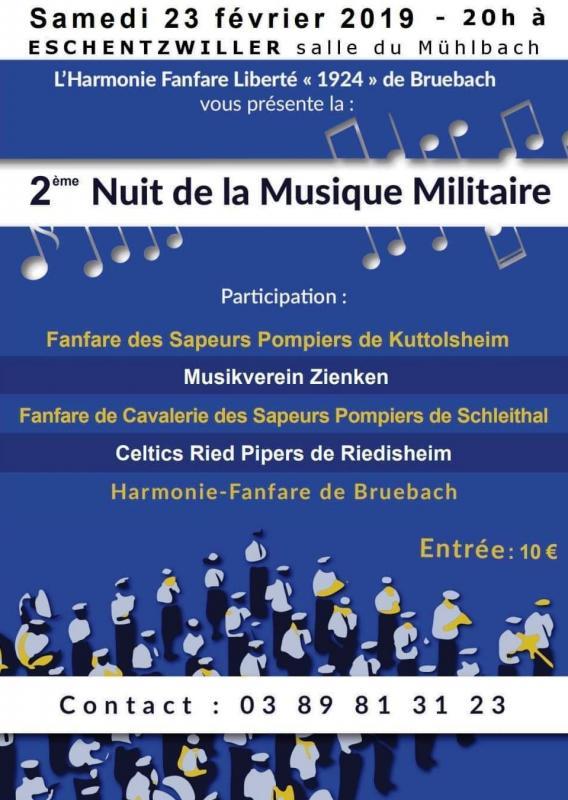 Affiche 20190223 nuit musiques militaires