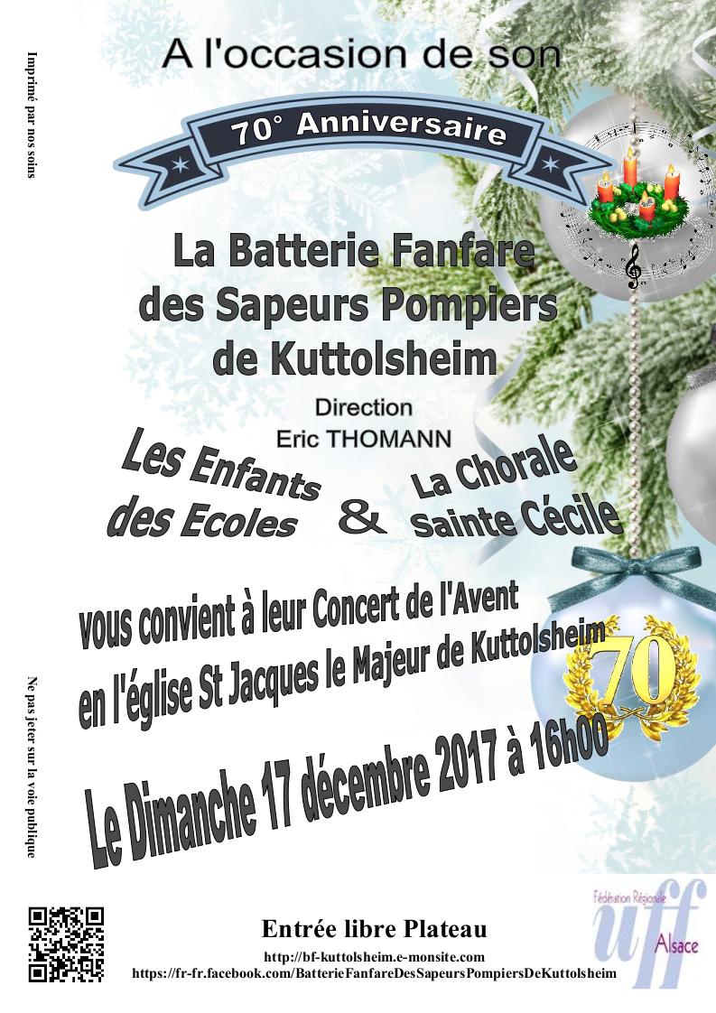 Bfk concert avent 2017